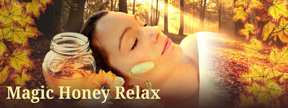 Aktion Magic Honey Relax nur jetzt für 89 €